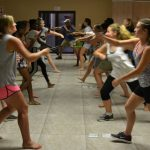 Nylie Girls Club self-defence class