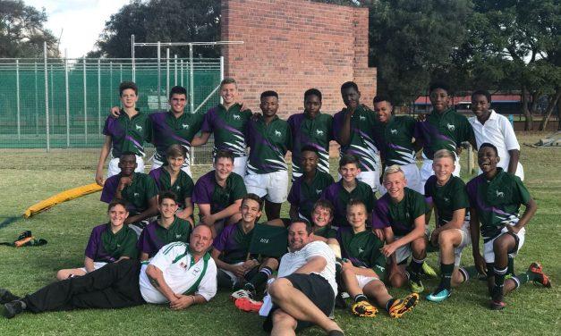 Rugby o/15 wen teen Hansies – mooi Nylies!