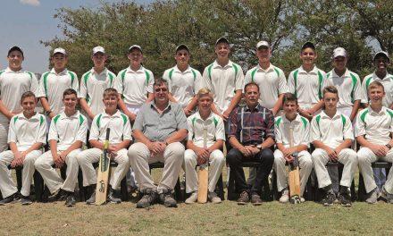 o15-krieketspan na Limpopo-finaal!