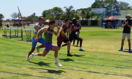 Atletiekseisoen begin: Nylies gaan in Polokwane