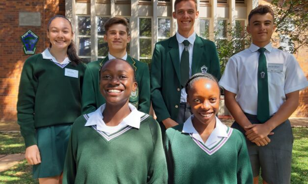 Nylie atlete in Limpopo-span 2021