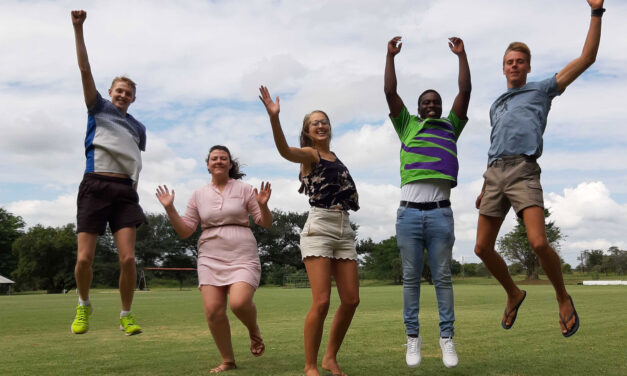 Hoërskool Nylstroom is trots op 2020 se matrikulante!