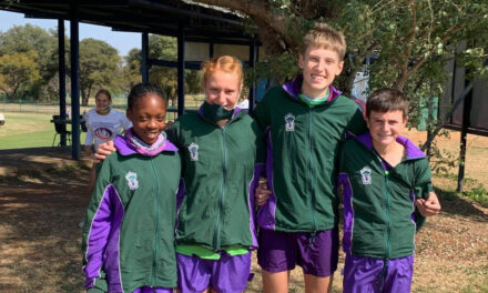 Well done Nylie cross country!