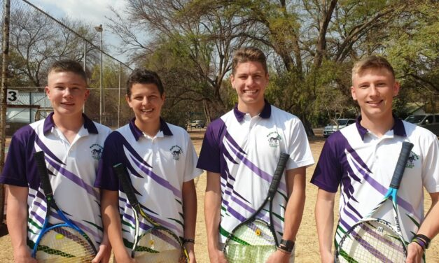 Nylie tennis teams are champions!